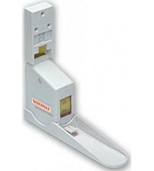 Tallímetro mecánico de pared