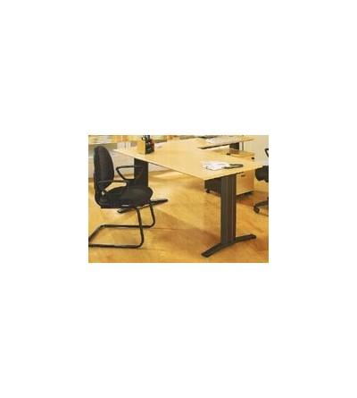 Mesa de oficina recta 180*80*74
