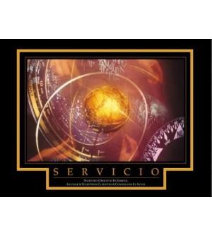 Cuadro Servicio Mundo