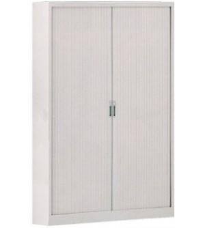 Armario de persiana con puerta vertical