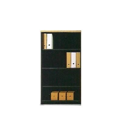 Mueble de oficina armario mediano con estantes 148*80*40