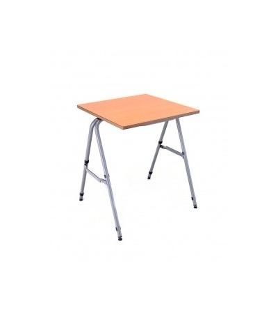 Mesa apilable escolar