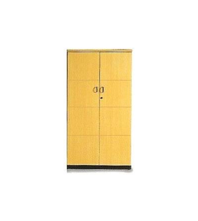 Armario mediano con puertas 148*80*40
