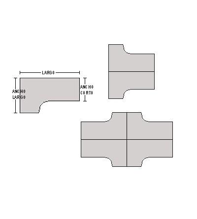 Mesa compacta 180*140*80*74