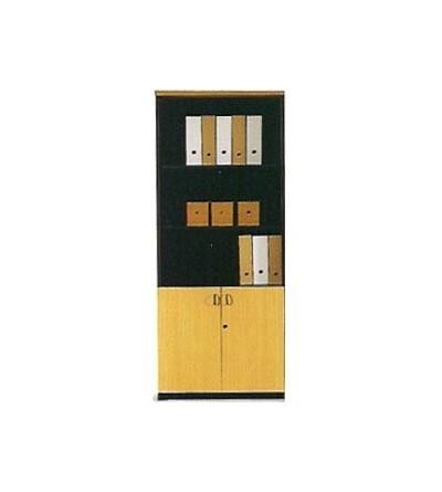 Mueble de oficina alto con puertas pequeñas 196*80*40