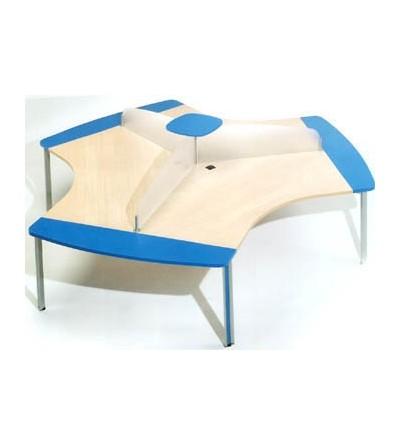 Mesa boomerang 120*104*74