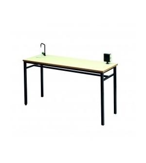 Mesa con Grifo+pileta y 4 enchufes