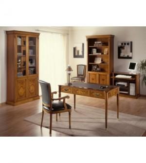 Mueble despacho estilo clásico composición nº 11